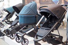 Rodzinka wózków Thule
