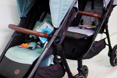 Baby Design Look i Look Air na pompowanych kołach