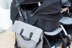 Bumprider Connec z nową, boczną torbą
