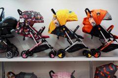 Cosatto - trudno znaleźć bardziej kolorowe wózki