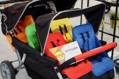 Familydoo - wózek dla sześcioraczków. albo do żłobka!