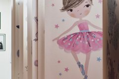 Naklejki dekoracyjne Pastelove Love - nowe wzory