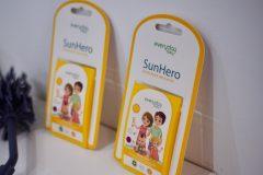Everyday Baby - plastry ze wskaźnikiem przypominającym o konieczności smarowania kremem z filtrem