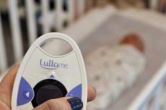 Lullame - materac dziecięcy z wbudowanym automatycznym ruchem kołysania.
