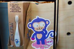 Jack n'Jill ma nowych bohaterów - tu małpka
