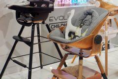 Krzesełko Childhome Evolu
