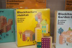 Blockitecture - niesamowite klocki od AREAWARE