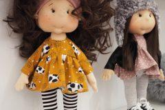 Ręcznie szyte Lullu Dolls wzbudziły furorę!