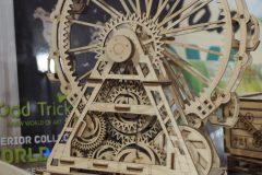 Wood Trick - puzzle mechaniczne