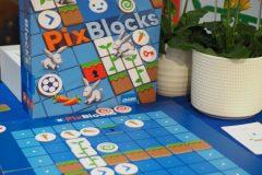 Pixblocks - gra do nauki programowania, zapowiedź wyd. Granna