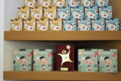 Wydawnictwo Nasza Księgarnia i gra Pucio Gdzie to położyć - zdobywcy Kids' Time Star