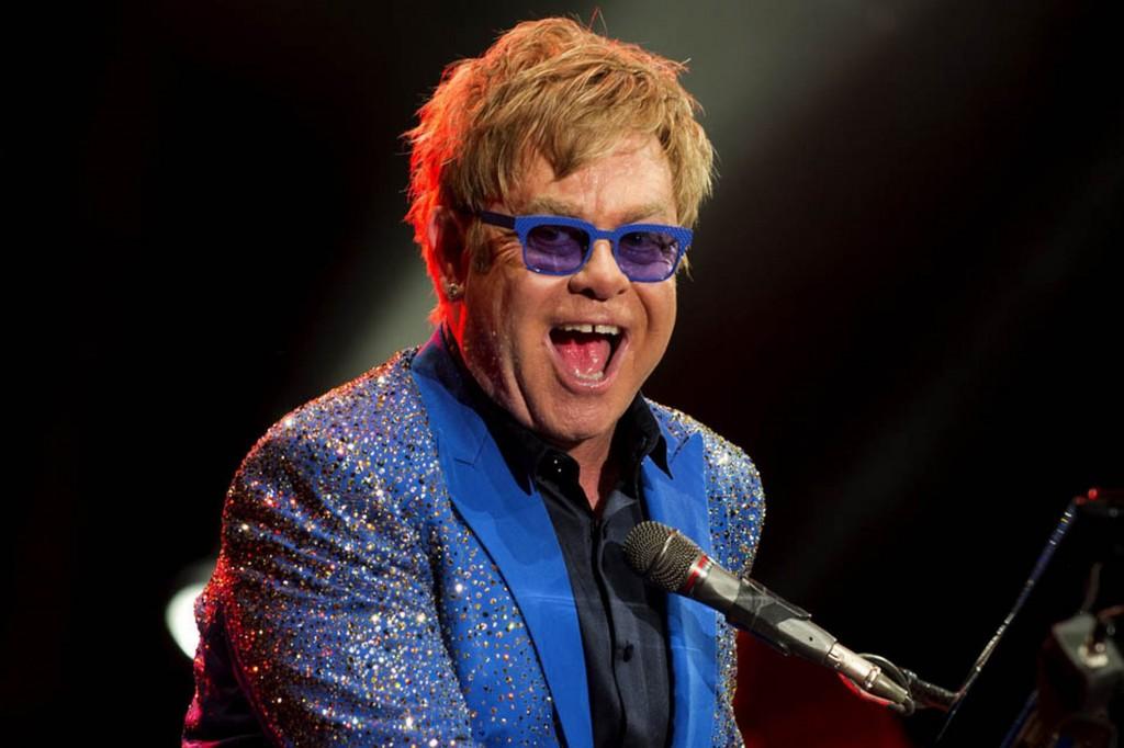 Elton-John diastema