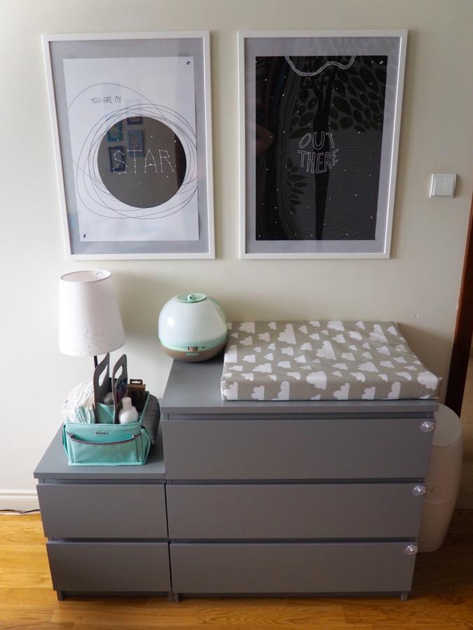 Nowość Jak urządzić kącik dla dziecka w sypialni - Matka Dentystka WZ32
