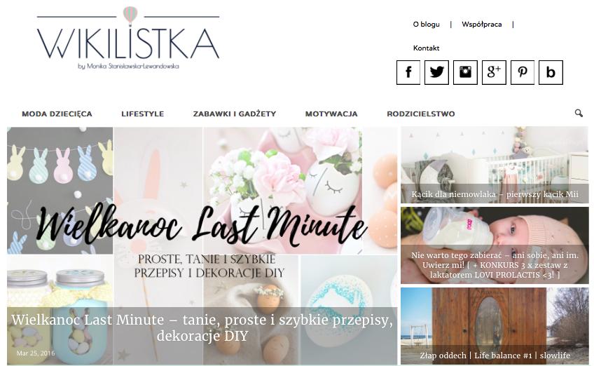 wikilistka
