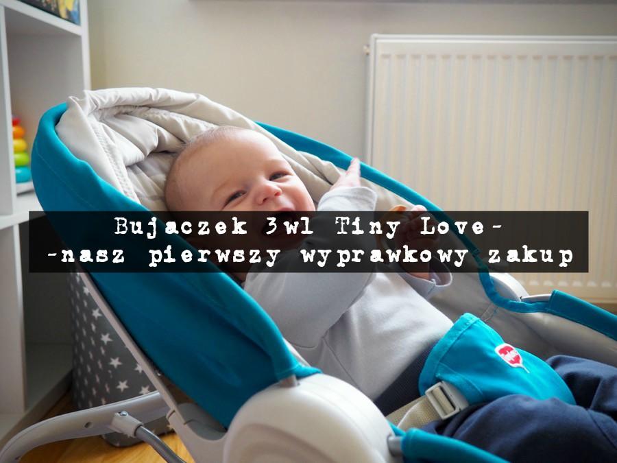 leżaczek Tiny Love
