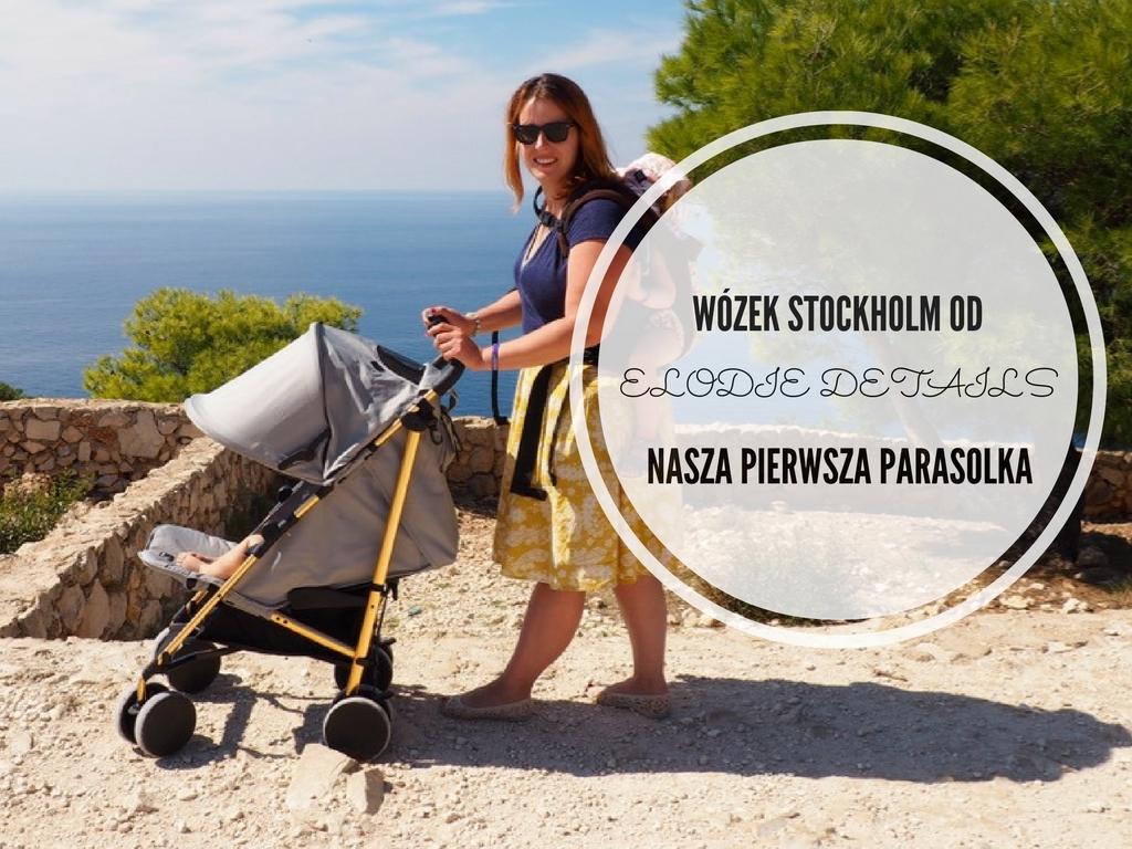 WÓZEK STOCKHOLM ELODIE DETAILS