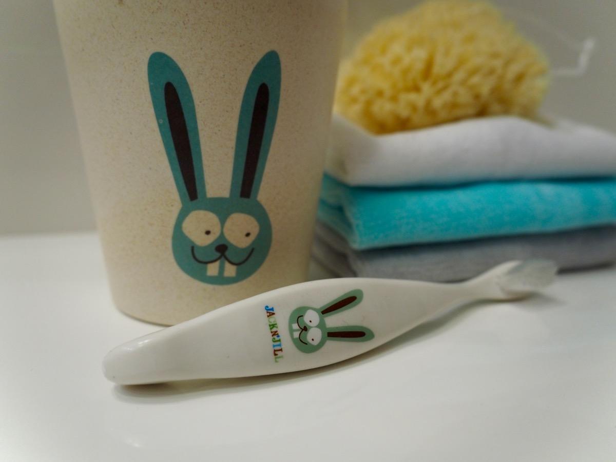 jack n'jill ekologiczna szczoteczka do mycia ząbków