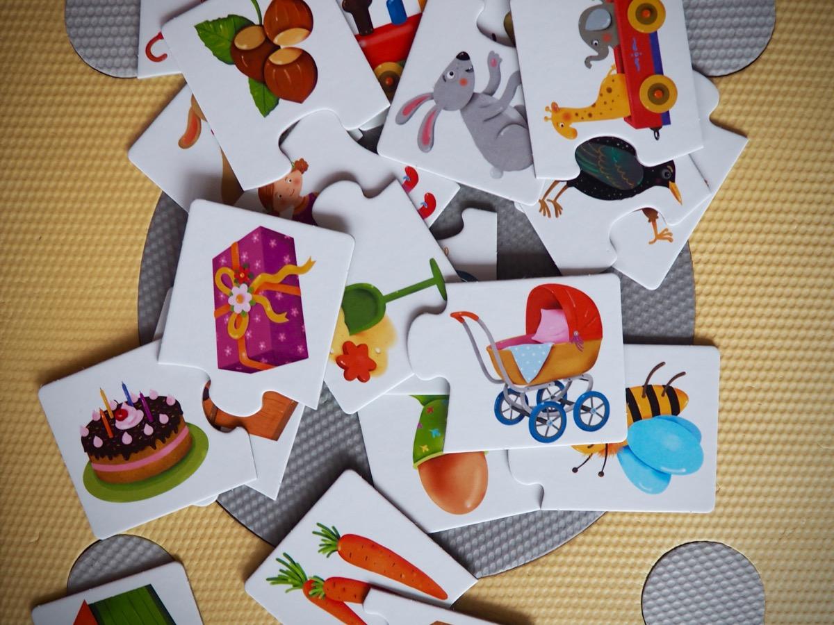puzzlino co pasuje granna gry planszowe dla dwulatka
