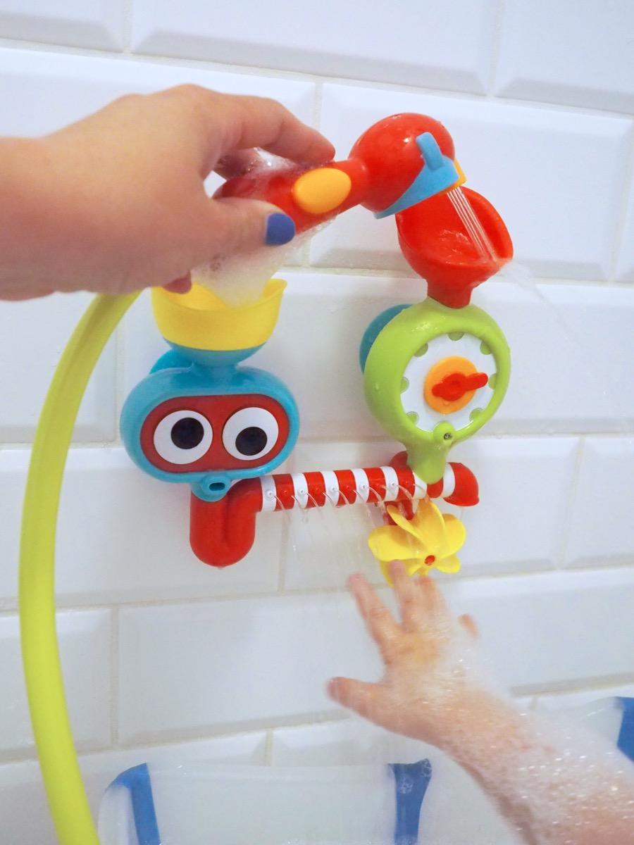 zabawki do kąpieli przegląd yookidoo okret
