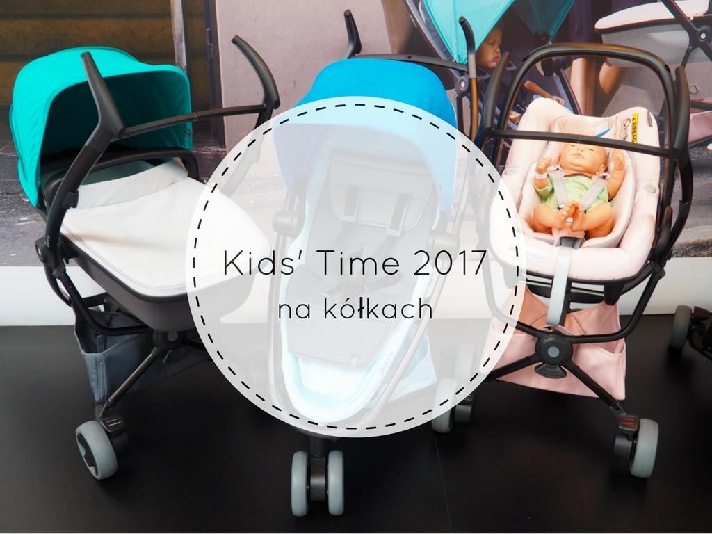 kids' time 2017 wózki