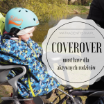 Coverover - must have dla aktywnych rodziców
