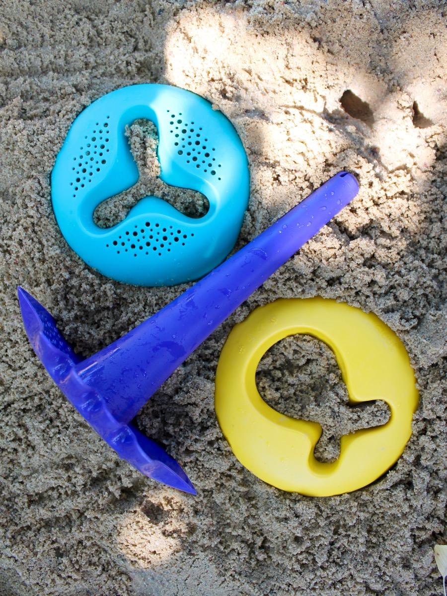 zabawki quut cuppi triplet cana ballo scoppi starfish