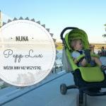 Nuna Pepp Lux - wózek inny niż wszystkie