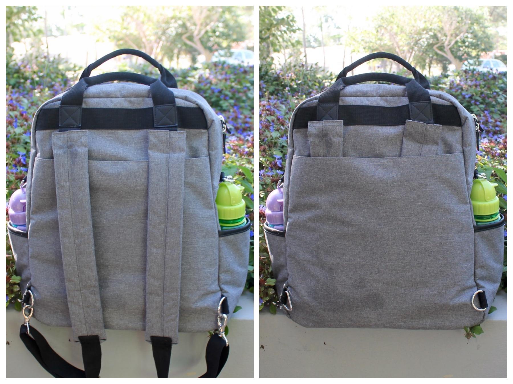 Joissy Dual torba i plecak dla mamy i taty Matka Dentystka