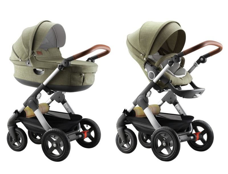 stokke trailz nordic green