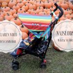 Maclaren Volo Dylan's Candy Bar - najsłodszy wózek na świecie