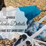 Śpiworek Elodie Details - czy wart jest swojej ceny?