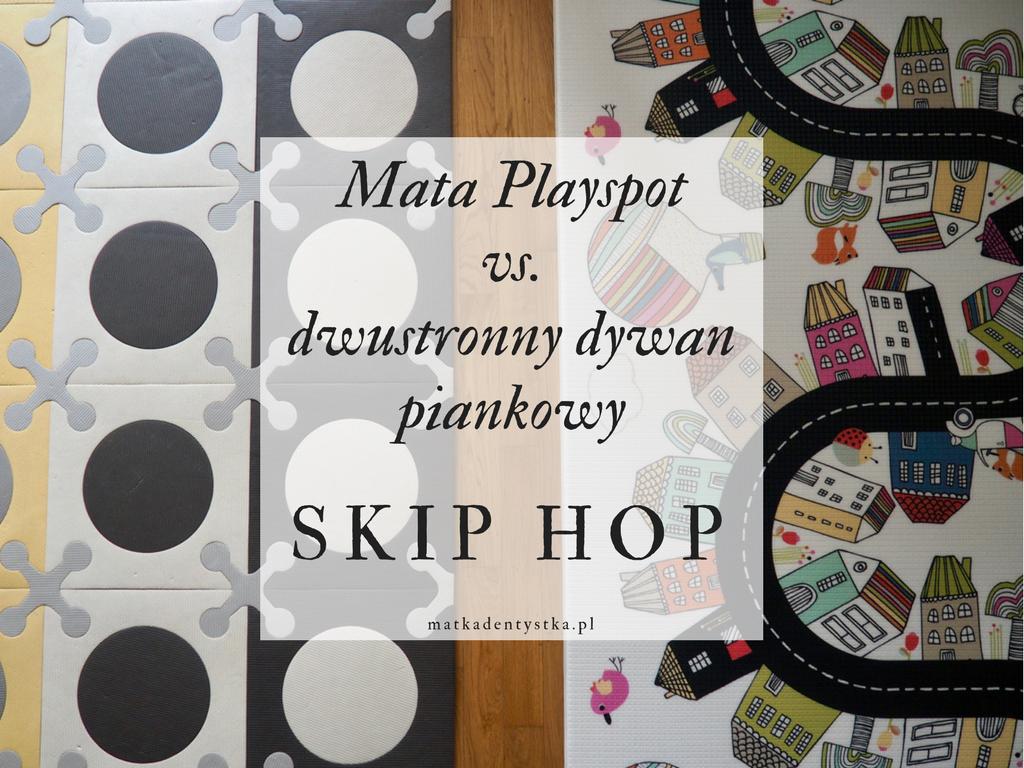 Którą matę Skip Hop wybrać?
