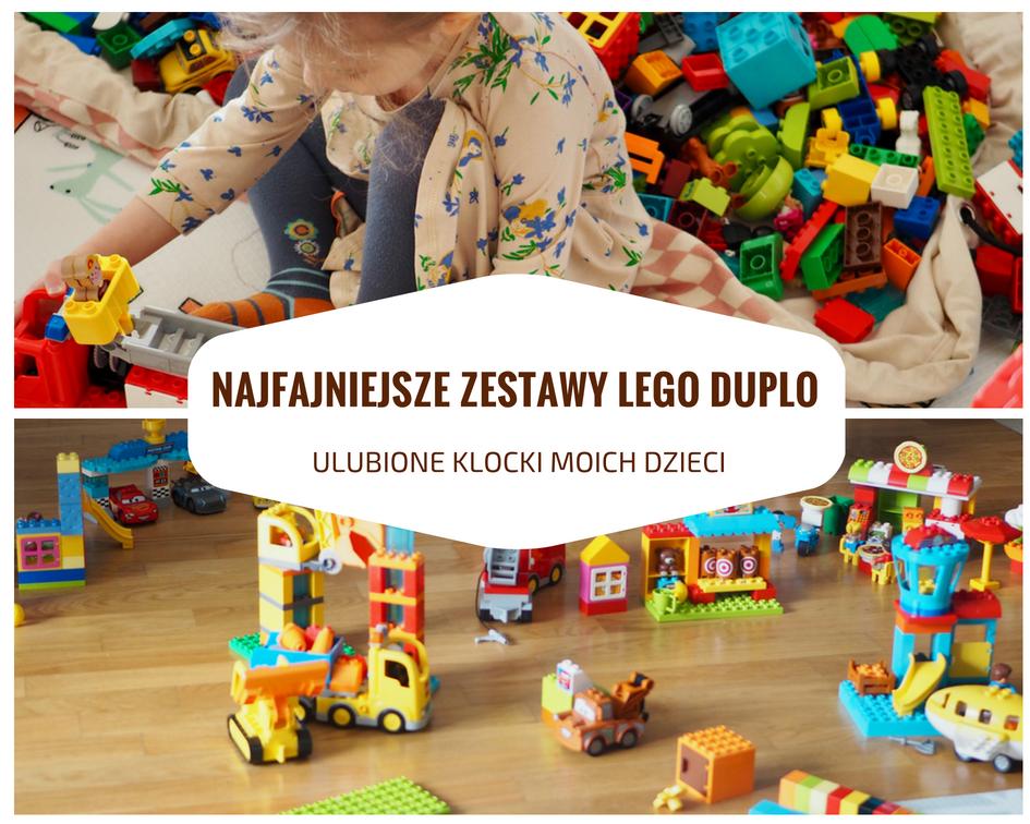 Najfajniejsze Zestawy Lego Duplo Ulubione Klocki Moich Dzieci