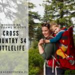 Nosidło na wyprawę w góry - Cross Country S4 LittleLife