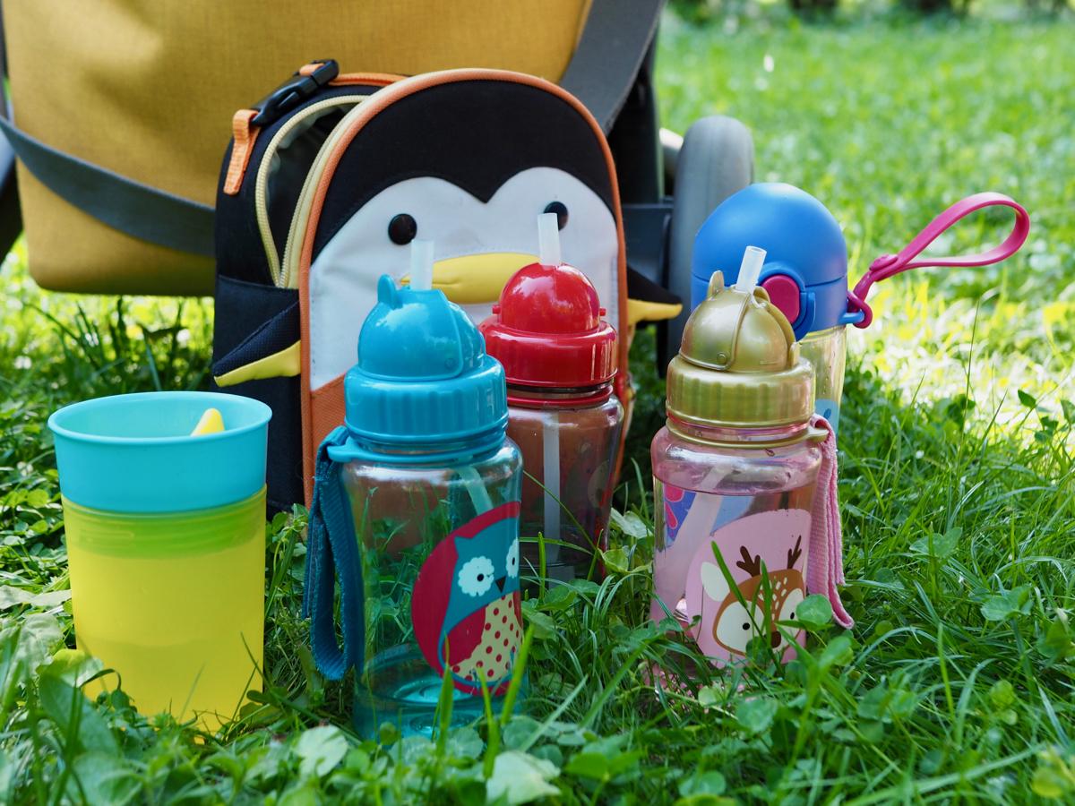 zachęcić dziecko do picia wody
