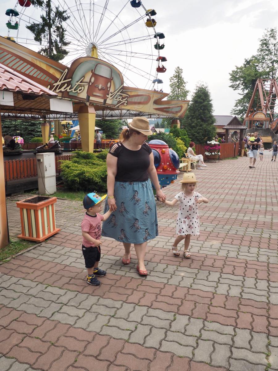rabkoland wesołe miasteczko wakacje tatry