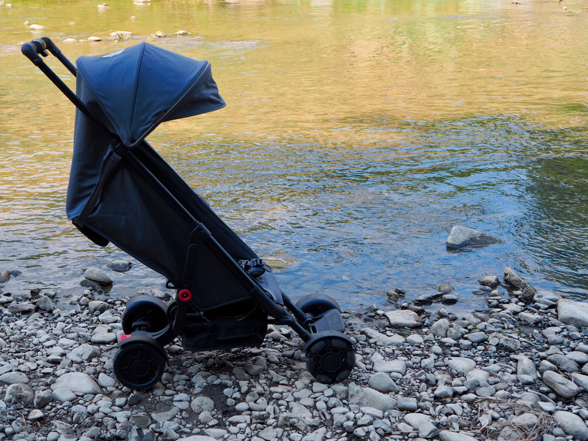 omnio V2 wózek spacerówka plecak podwojne szczescie
