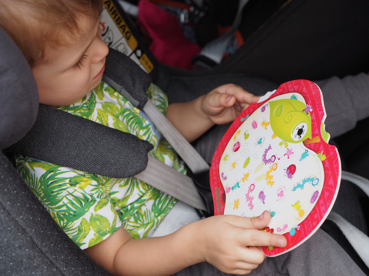 jak przetrwać z dziećmi podróż samochodem wakacje urlop