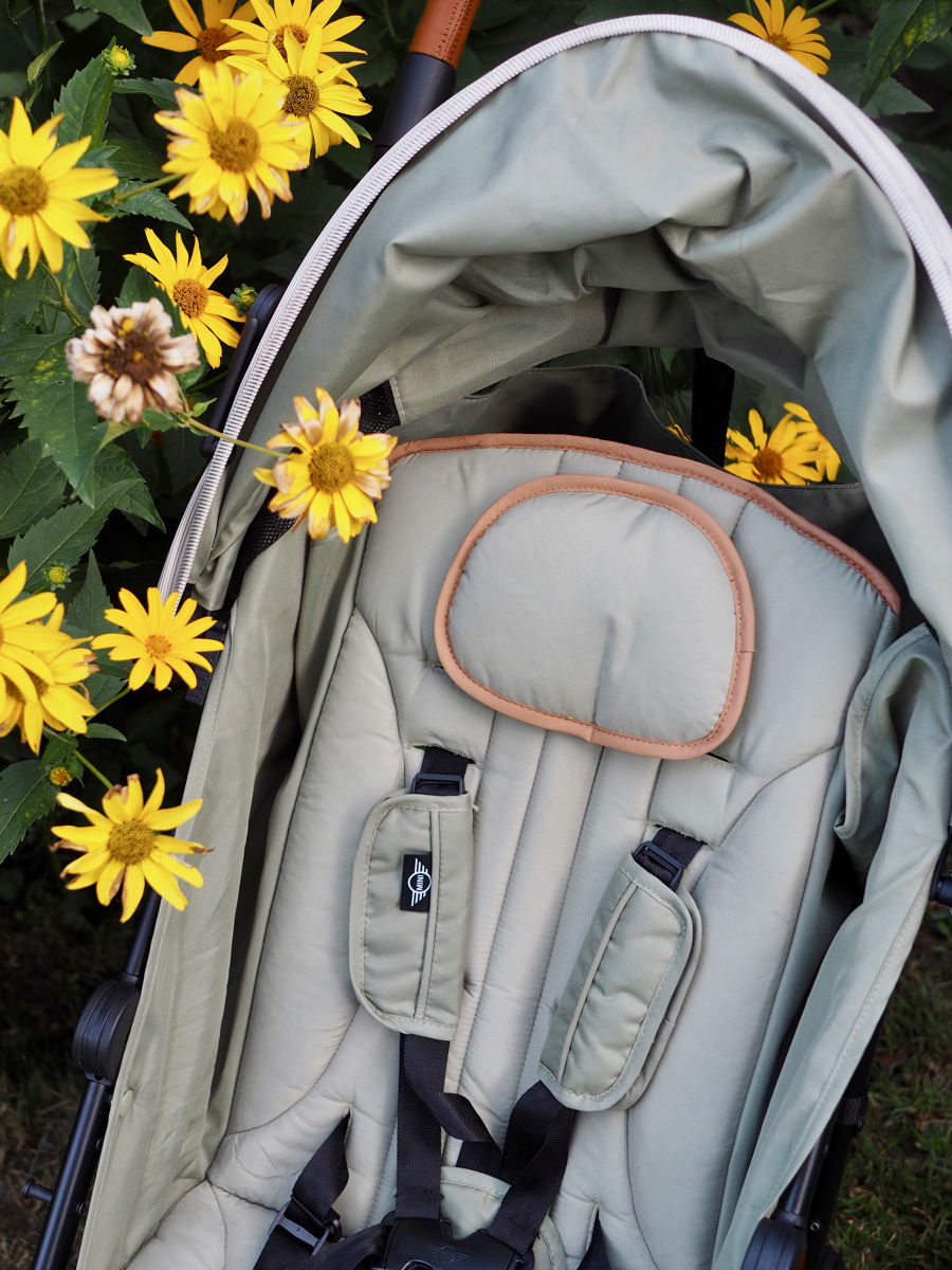 easywalker buggy + parasolka spacerówka recenzja opinia
