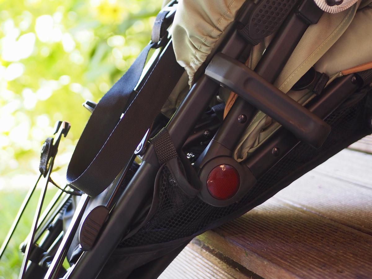 easywalker buggy+ parasolka spacerówka opinia recenzja testy