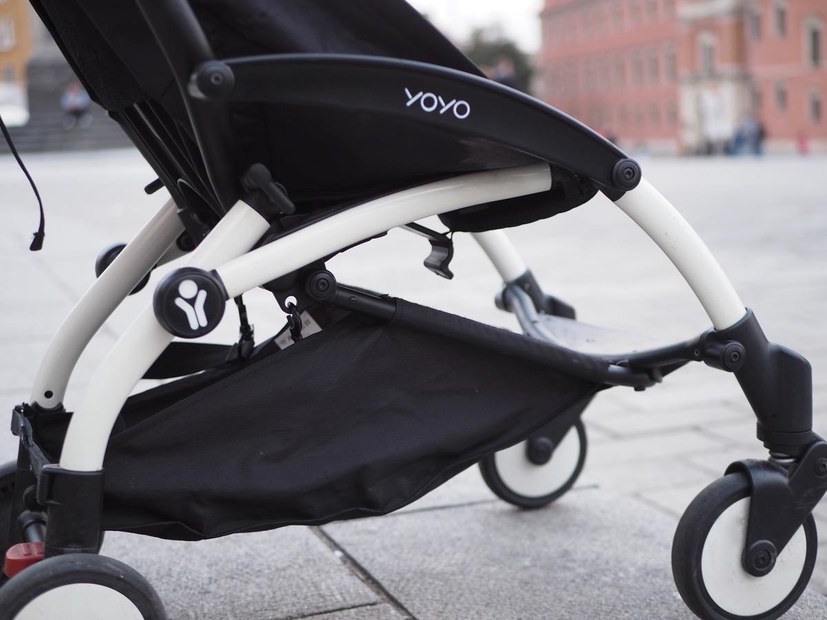 babyzen yoyo plus spacerówka gondola wózek do samolotu