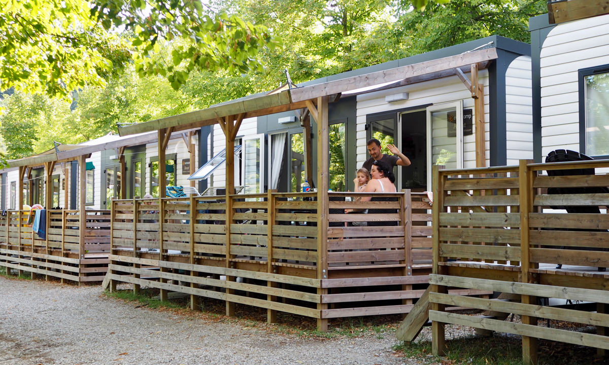 wakacje eurocamp camping glamping mobile home