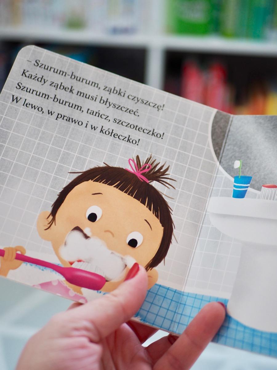 książeczki o zębach dentyście