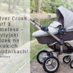 Silver Cross Surf 3 Timeless - brytyjski wózek na polskich chodnikach!