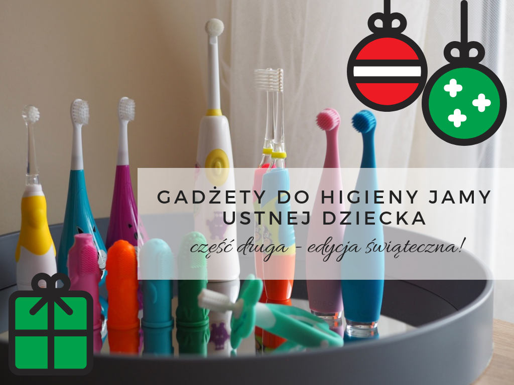 higiena jamy ustnej dziecka szczoteczka elektryczna soniczna baby brush foreo issa mikro the brushies