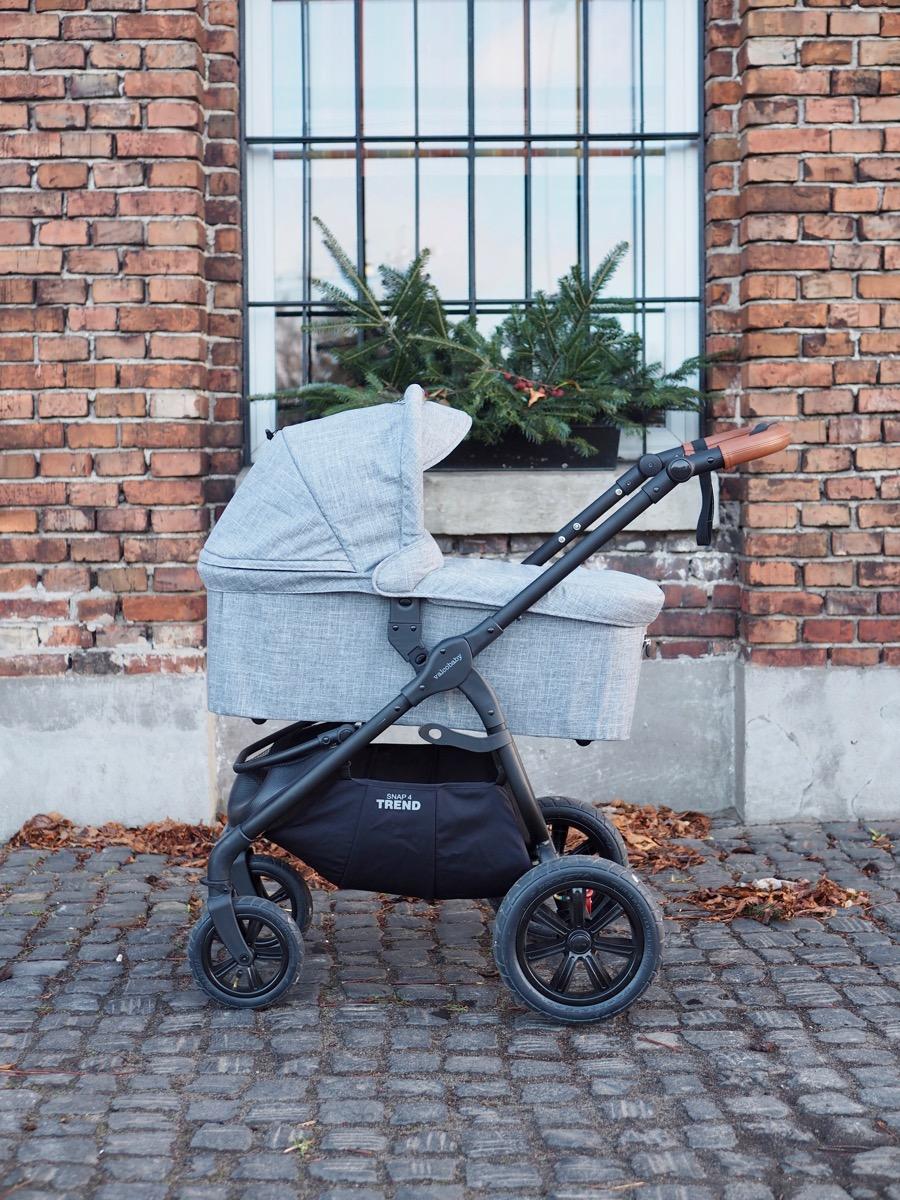 Valco Baby Snap 4 Trend Sport V2 wózek spacerówka gondola recenzja