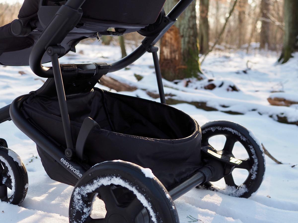 easywalker harvey 2 wózek spacerówka gondola recenzja opinia
