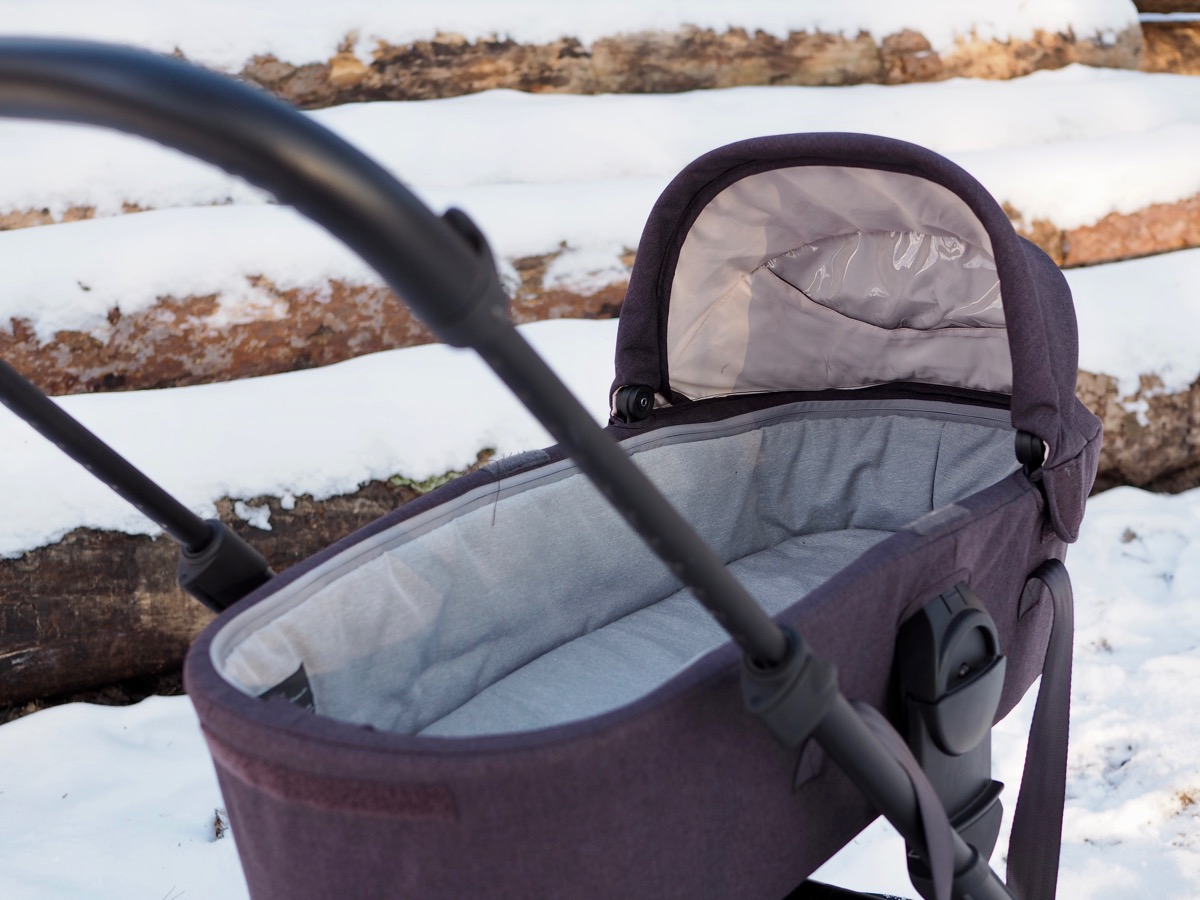 easywalker harvey 2 wózek spacerówka gondola recenzja opiniav