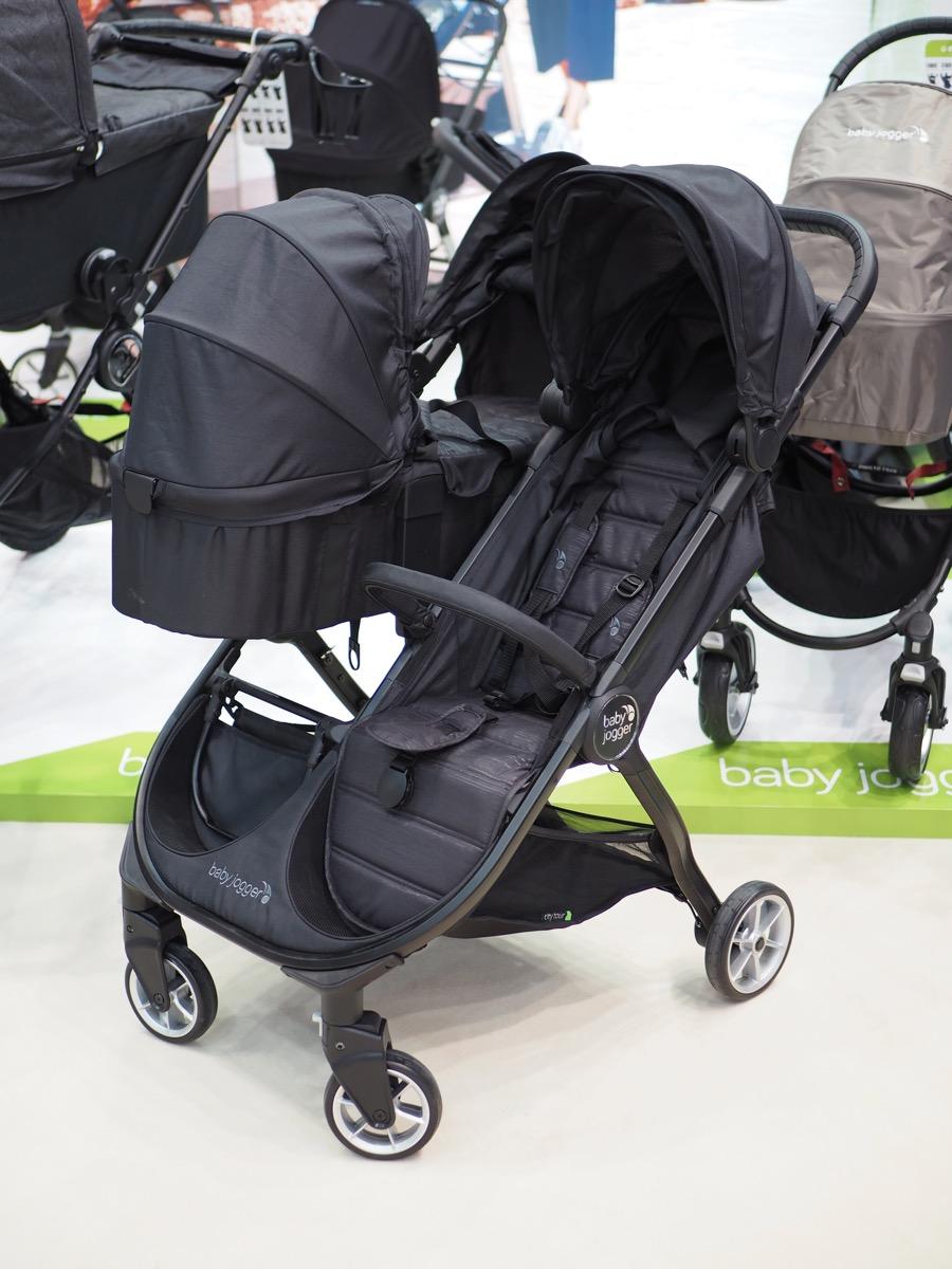 baby jogger city tour podwójny