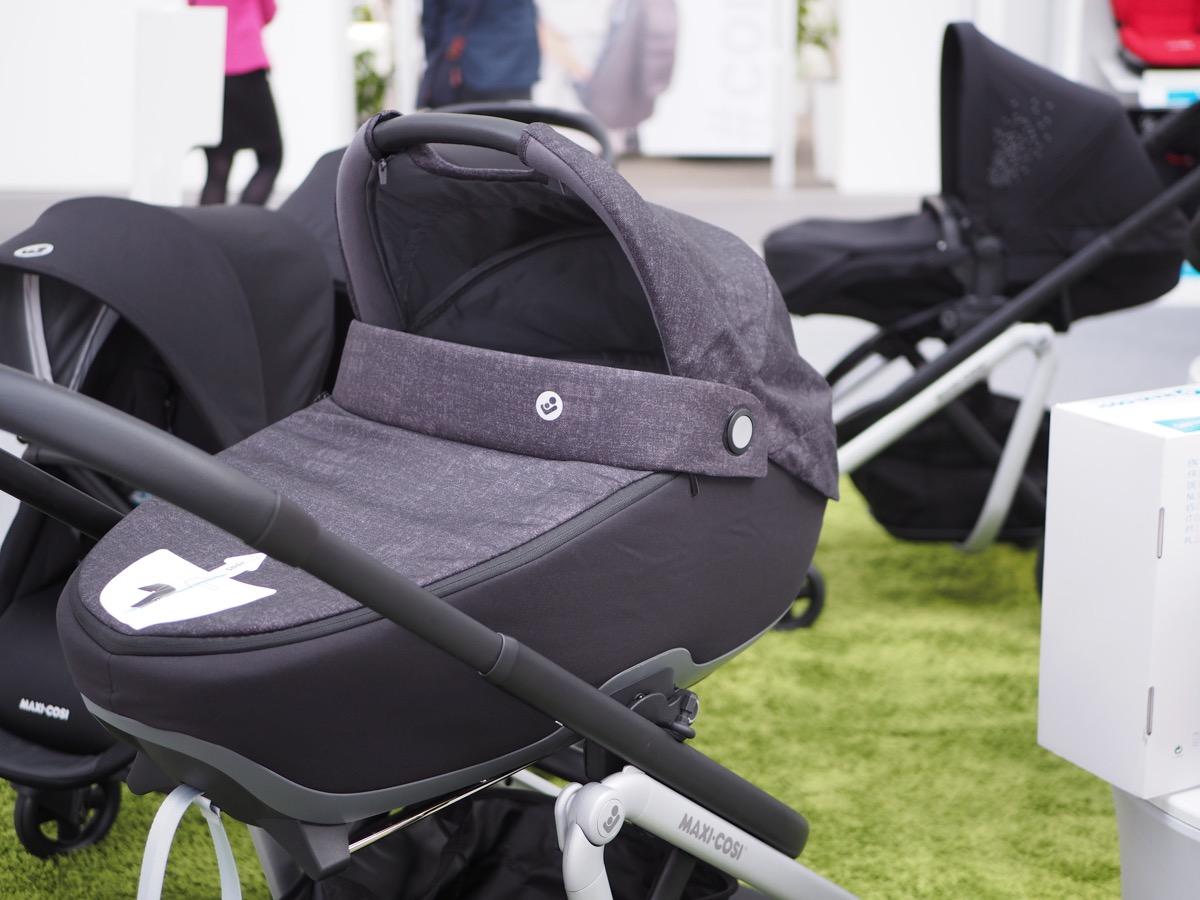 Maxi Cosi JAde targi Kids' time kielce gondola fotelik